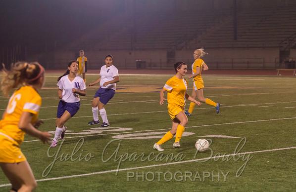 Marshfield High School Girls Soccer - 0474
