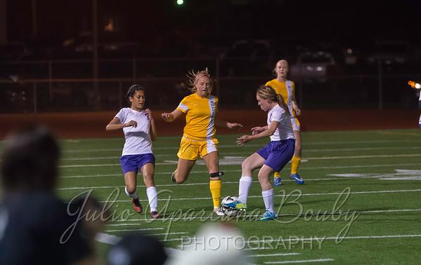 Marshfield High School Girls Soccer - 0195