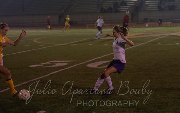 Marshfield High School Girls Soccer - 0318