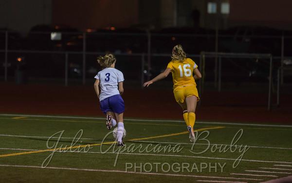 Marshfield High School Girls Soccer - 0360