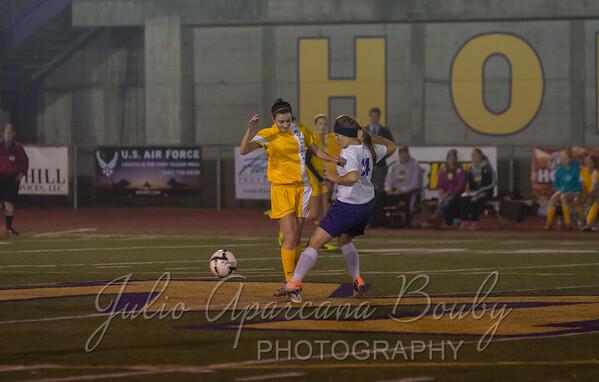 Marshfield High School Girls Soccer - 0206
