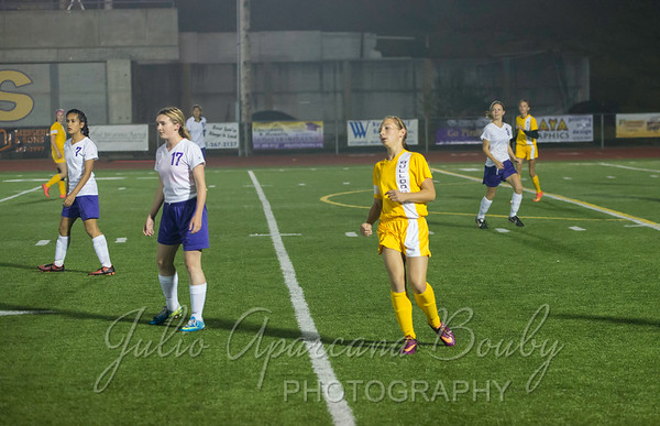 Marshfield High School Girls Soccer - 0184