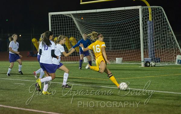 Marshfield High School Girls Soccer - 0491