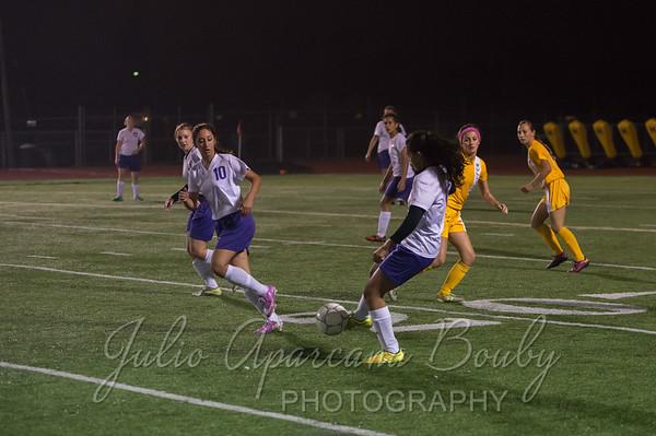 Marshfield High School Girls Soccer - 0347