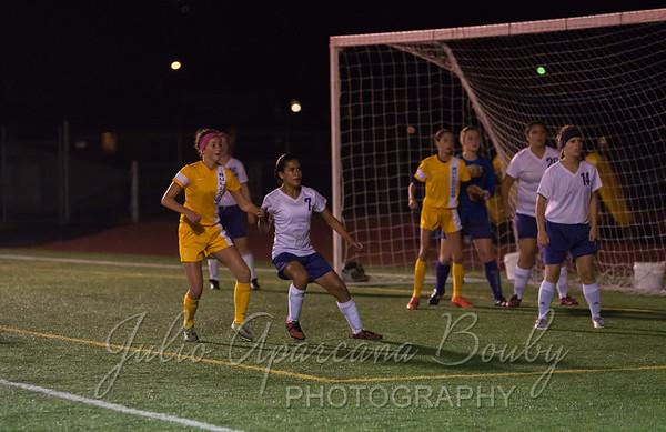 Marshfield High School Girls Soccer - 0415