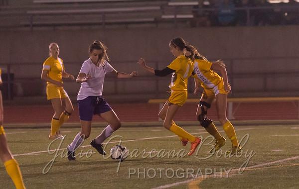 Marshfield High School Girls Soccer - 0302