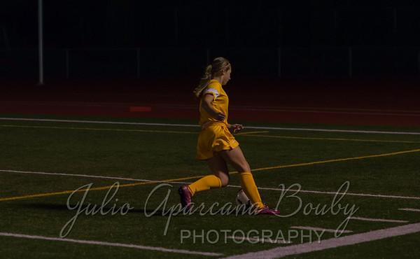 Marshfield High School Girls Soccer - 0177