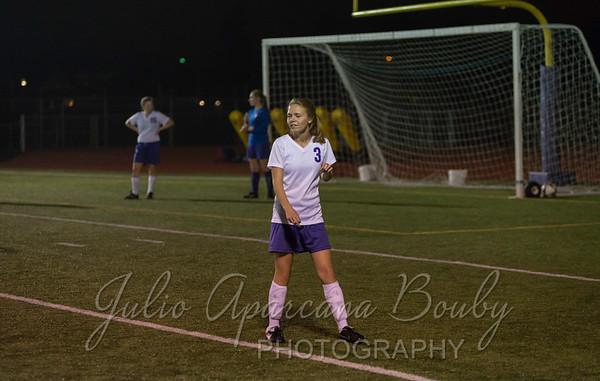 Marshfield High School Girls Soccer - 0471