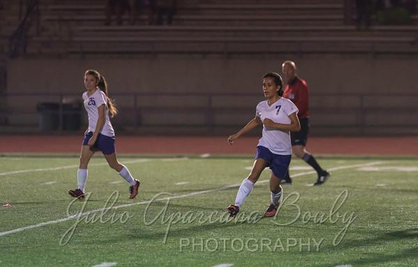 Marshfield High School Girls Soccer - 0503