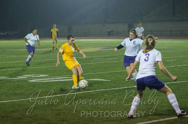 Marshfield High School Girls Soccer - 0457