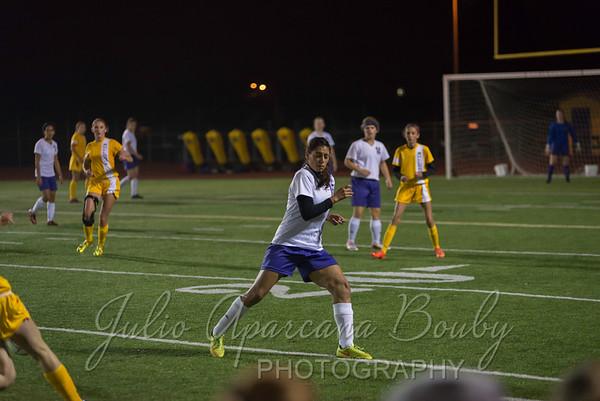 Marshfield High School Girls Soccer - 0338
