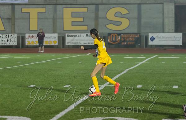 Marshfield High School Girls Soccer - 0188