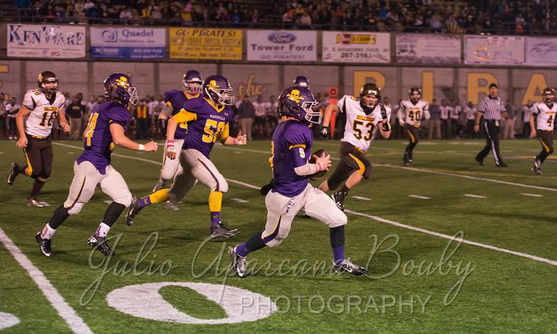 Marshfield High School Football vs North Bend - 0458