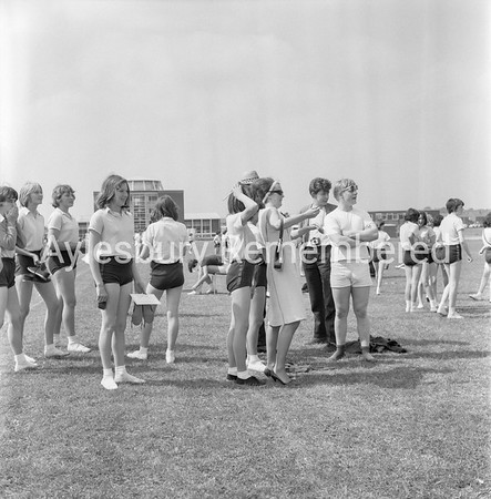 Mandeville County Secondary School, June 30th 1964