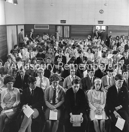 Mandeville County Secondary School, July 16th 1965
