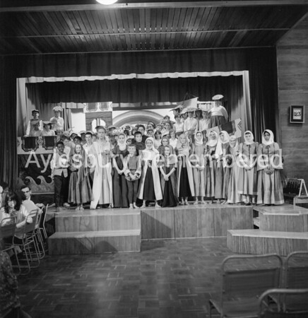 Mandeville County Secondary School play, July 12th 1968