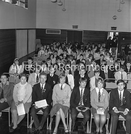 Mandeville County Secondary School prizes, Nov 24th 1966