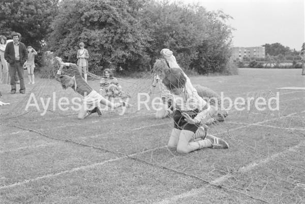 Meadowcroft School sports, June 1978