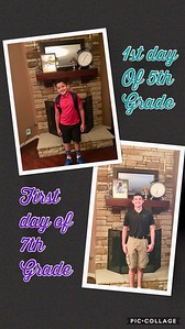 Caden and Eddie | 5th and 7th | River Place Elementary School and Four Points Middle School