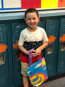 Anthony | Kindergarten | Whitestone Elementary School