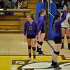 North Bend High School Volleyball vs Marshfield High School