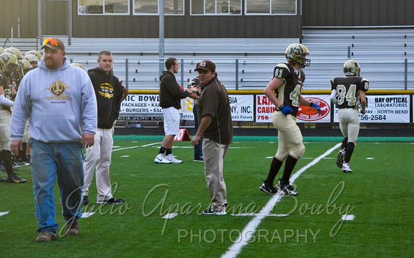 North Bend High School JV Football