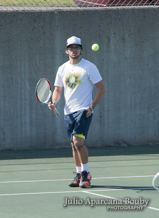 North Bend High School Tennis - 0008