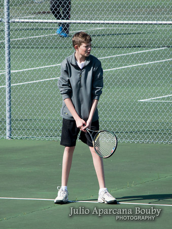 North Bend High School Tennis - 0006