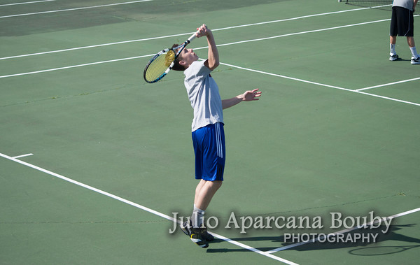 North Bend High School Tennis - 0013