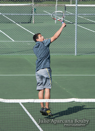 North Bend High School Tennis - 0012