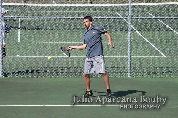 North Bend High School Tennis - 0001