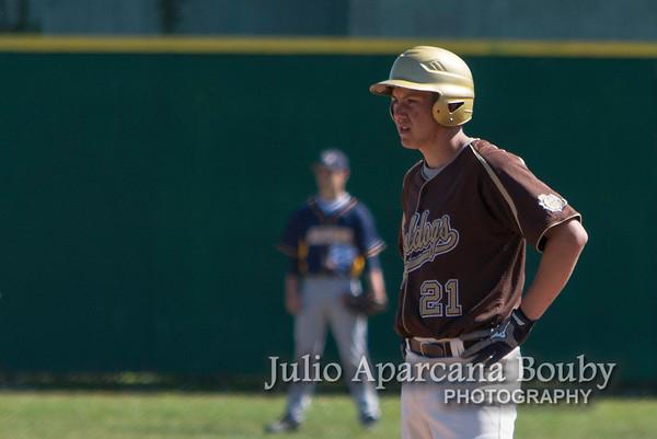 North Bend High School Baseball - 0007