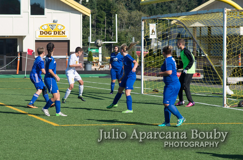 NBHS Boys Soccer vs Sutherlin - 0126