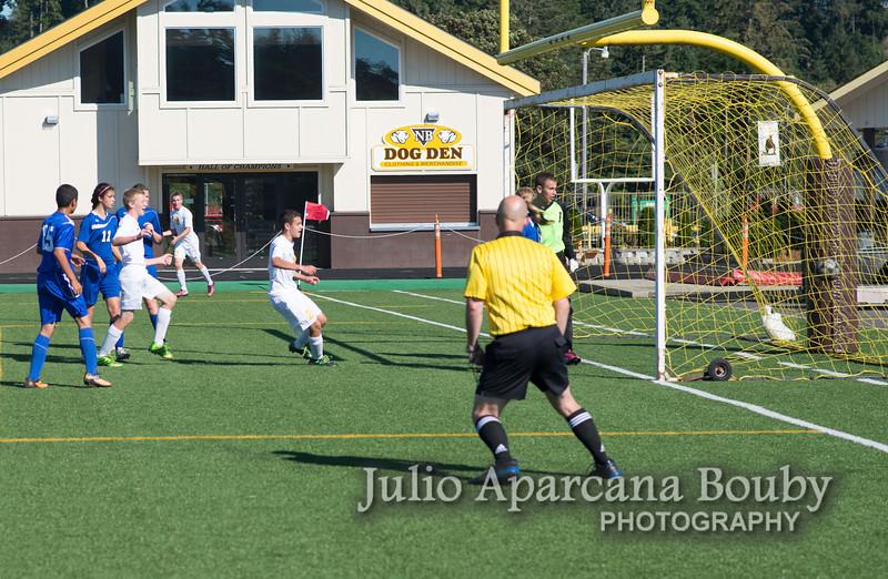 NBHS Boys Soccer vs Sutherlin - 0049
