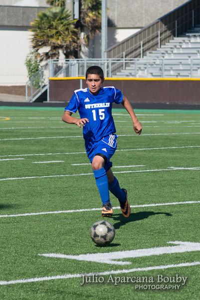 NBHS Boys Soccer vs Sutherlin - 0077