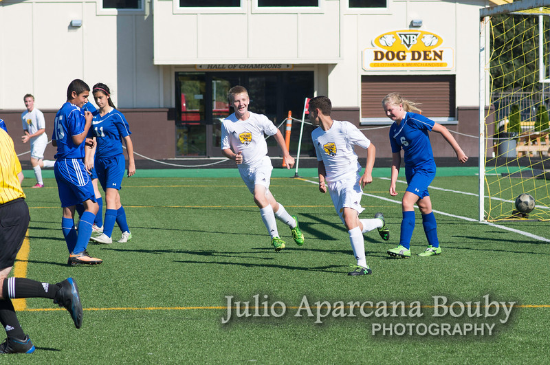 NBHS Boys Soccer vs Sutherlin - 0050