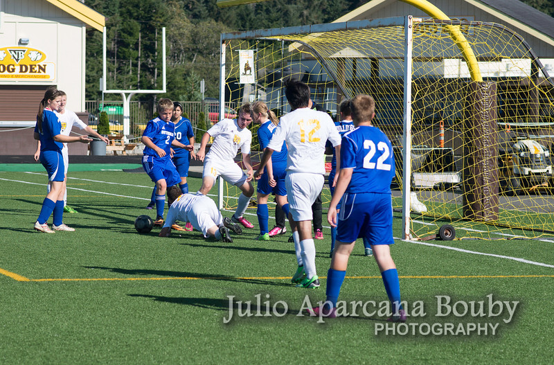 NBHS Boys Soccer vs Sutherlin - 0129