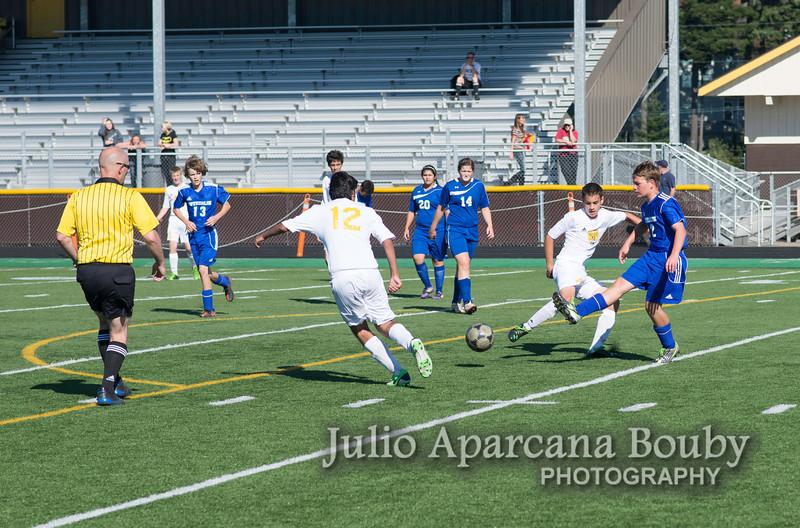 NBHS Boys Soccer vs Sutherlin - 0076