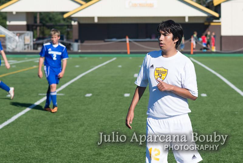 NBHS Boys Soccer vs Sutherlin - 0102