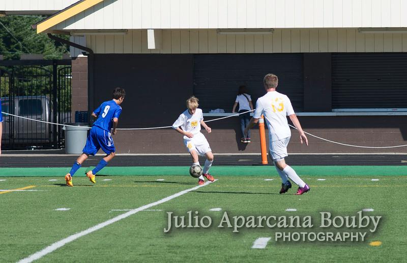 NBHS Boys Soccer vs Sutherlin - 0023