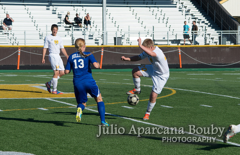 NBHS Boys Soccer vs Sutherlin - 0162