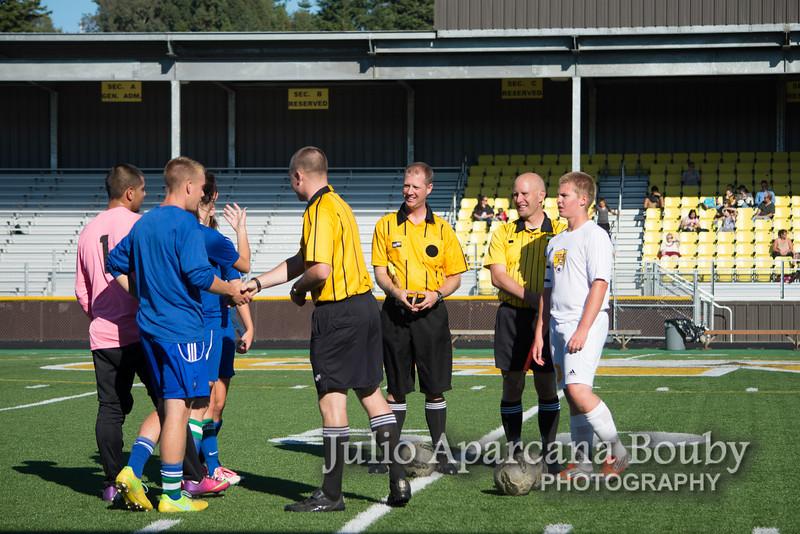 NBHS Boys Soccer vs Sutherlin - 0150