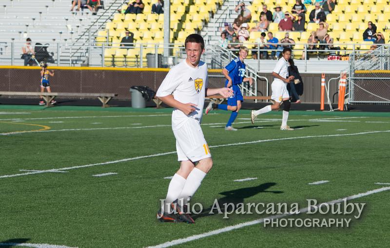 NBHS Boys Soccer vs Sutherlin - 0355