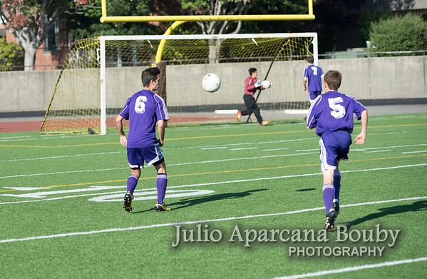 NBHS Boys Soccer vs Pacific High School - 0011
