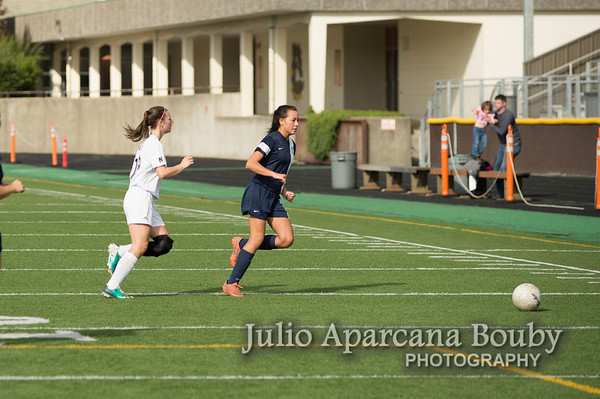 NBHS Girls Soccer vs Stayton - 0001