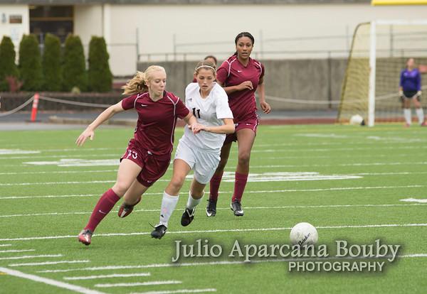 NBHS Girls Soccer vs McLoughlin - 0011