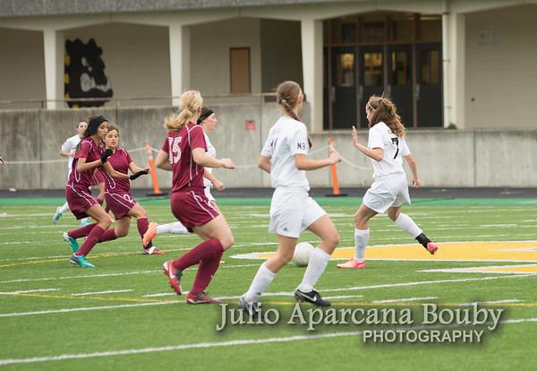 NBHS Girls Soccer vs McLoughlin - 0009