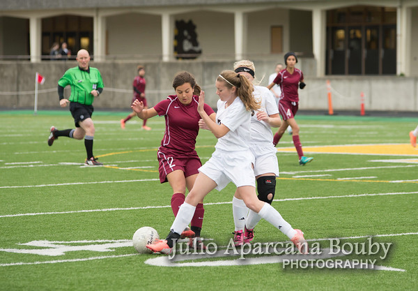 NBHS Girls Soccer vs McLoughlin - 0013
