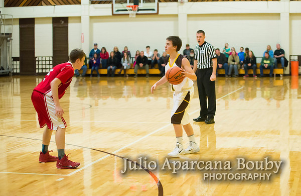 NBHS Boys JV Basketball vs Coquille - 0001