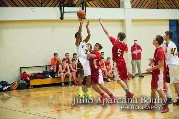 NBHS Boys JV Basketball vs Coquille - 0004